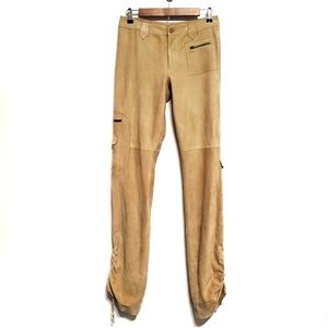 Ralph Lauren Black Label Vintage Suede Pants